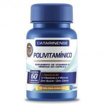 Polivitamínico - 60 cápsulas - Catarinense - Catarinense pharma