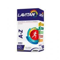 Polivitamínico Lavitan A-Z - 60 Comprimidos - Cimed -