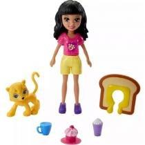 Polly Café dos Bichinhos Boneca Crissy - FCH07 - Mattel -