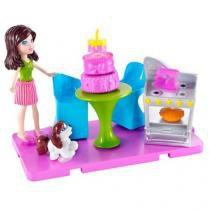 Polly Cola Descola Cozinha - Mattel