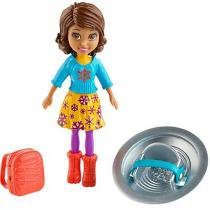 Polly Pocket - Férias com as Amigas - Shani - Mattel -