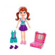 Polly Pocket Festa no Jardim Lila - Mattel -
