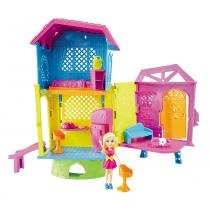 Polly Pocket Super Clubhouse - Mattel -