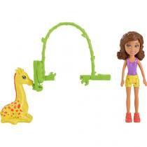 Polly pocket surpresa safari shani jump rope mattel dhy83 060601 - Mattel