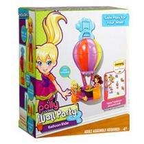 Polly Pocket Wall Party Aventura nas Nuvens - Mattel