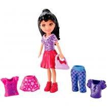 Polly Super Fashion Crissy - Mattel - Polly Pocket