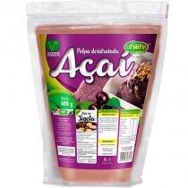 Polpa de Açaí desidratada em pó 400g Unilife -