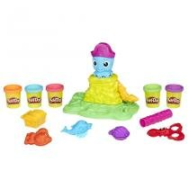 Polvo divertido hasbro play doh - e0800 -