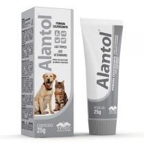 Pomada Alantol Cicatrizante Para Cães Vetnil -