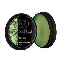 Pomada Finalizadora Capilar Rícino Efeito Brilho Studio Hair 40g - Muriel - Muriel