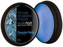 Pomada Modeladora Finalizadora de Cabelo - Nova Muriel Studio Hair Fixação Forte 40g
