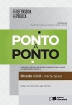 Ponto A Ponto - Direito Civil - Saraiva - 1