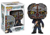 Pop Corvo: Dishonored 2 122 - Funko - Funko
