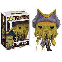 Pop Disney: Pirates - Davy Jones - FUNKO