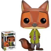 Pop Disney: Zootopia - Nick Wilde - FUNKO