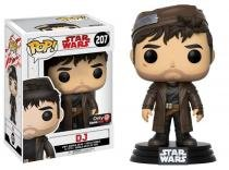Pop DJ: Star Wars: Os Últimos Jedi (The Last Jedi) 207 - Funko - Funko