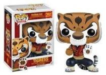 POP Movies: Kung Fu Panda - Tigress - Funko POP