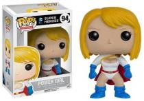 Pop Power Girl DC Comics Super Heroes - FUNKO