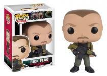 Pop Rick Flag Esquadrão Suicida - FUNKO