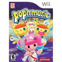 Popn Music - Wii - Konami