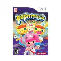 Popn Music - Wii - Nintendo