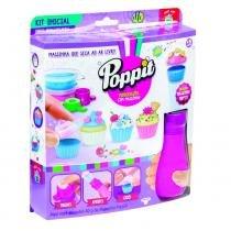 Poppit Kit Inicial Mini Cupcakes - DTC - DTC