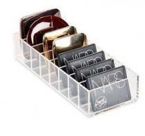 Porta Blush de Acrílico Organizador 101 - Makesterapia store