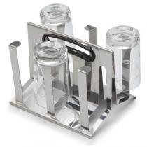 Porta copos em aço inoxidável - Linha Premium. - Soltecn