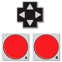 Porta Copos GamePad Coaster - Yaay