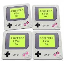 Porta Copos Gamer Boy Coffe Yes - Yaay!