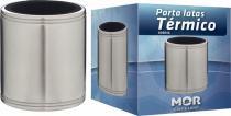 Porta latas térmico prata - mor - Mor