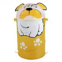 Porta-Objetos Infantil Bulldog 2088 - Mor - Mor