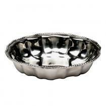 Porta Objetos Metal Silver Marrie - Soul Home