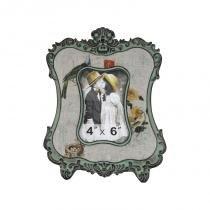 Porta retrato bird 10 x 15 cm - Verde - Goods br