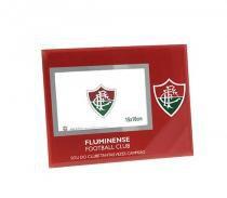 Porta Retrato Foto Horizontal Oficial Licenciado Fluminense - Ravi