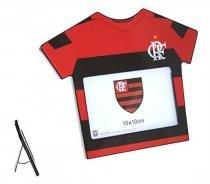 Porta Retrato Foto Vertical Oficial Licenciado Flamengo - Ravi