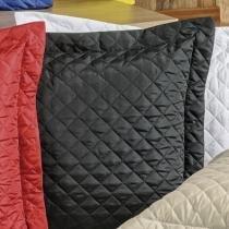 Porta Travesseiro 140 Fios Padrão Dream 01 Peça - Preto - Sulamita enxovais
