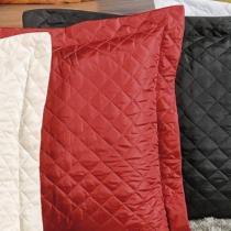 Porta Travesseiro 140 Fios Padrão Dream 01 Peça - Vermelho - Sulamita enxovais