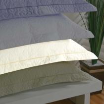 Porta Travesseiro Alure Creme - Markine - Branco - Sulamita