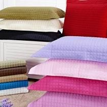 Porta Travesseiro Avulso Pastilha - Tecido 100 Algodão 140 Fios - Lavive