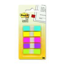 Post-IT Flags 5 cores neon com 100Folhas  683-5CB-BR - 3M -