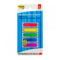 Post-it Flags Setas 5 Cores Sortidas 11,9X43,2mm com 100 folhas  684-ARR1-BR - 3M -