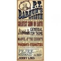 Poster Adesivo  Barnums Museum 70x50 cm - Sunset adesivos