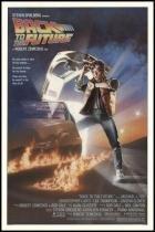 Poster Adesivo De Volta para o Futuro 70x50 cm - Sunset adesivos