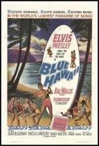 Poster Adesivo Elvis Presley Blue Hawaii 70x50 cm - Sunset adesivos