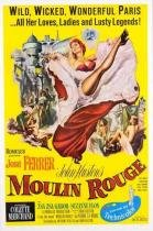 Poster Adesivo Moulin Rouge 70x50 cm - Sunset adesivos