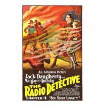 Poster Adesivo  The Radio Detective 4 70x50 cm - Sunset adesivos