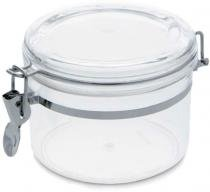 Pote Hermético 750 ml em Acrílico Transparente - Hércules