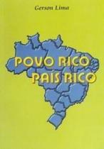 Povo Rico Pais Rico   - Aut Paranaenses - 1