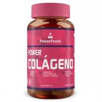 Power Colágeno - 100 cápsulas - PowerFoods - PowerFoods